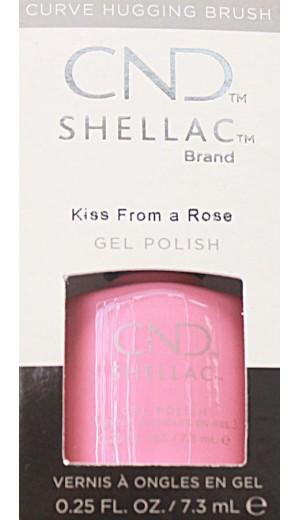 12-3389 Kiss From A Rose By CND Shellac