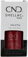 Kiss Of Fire By CND Shellac