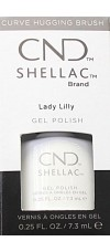 Lady Lilly By CND Shellac