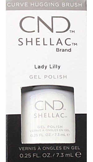 12-3390 Lady Lilly By CND Shellac