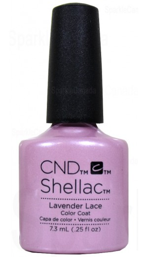 12-2069 Lavender-Lace By CND Shellac