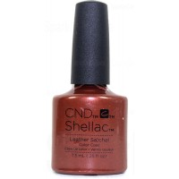 Leather Satchel By CND Shellac