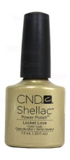 Locket Love By CND Shellac