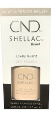 Lovely Quartz By CND Shellac