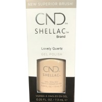 Lovely Quartz By CND Shellac