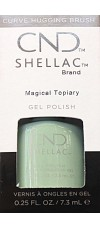 Magical Topiary By CND Shellac
