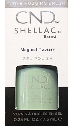 12-3391 Magical Topiary By CND Shellac