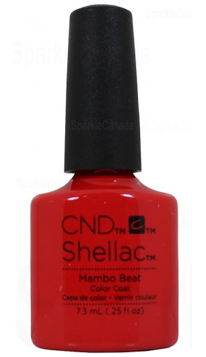 12-2801 Mambo Beat By CND Shellac