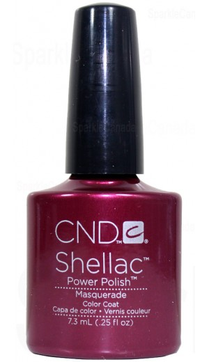 12-2014 Masquerade By CND Shellac