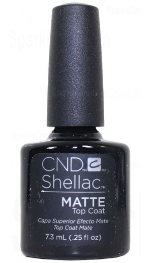 12-3026 Matte Top Coat By CND Shellac