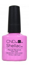 Mauve Maverick By CND Shellac