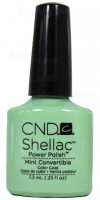 Mint Convertible By CND Shellac