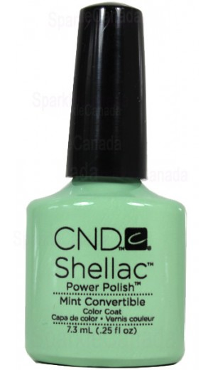 12-454 Mint Convertible By CND Shellac