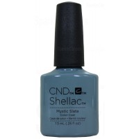 Mystic Slate By CND Shellac