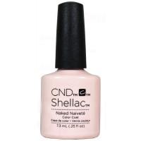 Naked Naivete By CND Shellac