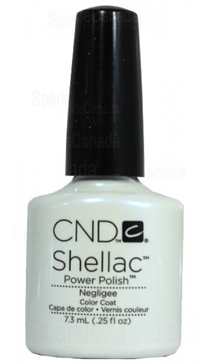 Cnd Shellac Negligee By Cnd Shellac 12 1121 Sparkle Canada One Nail Polish Place
