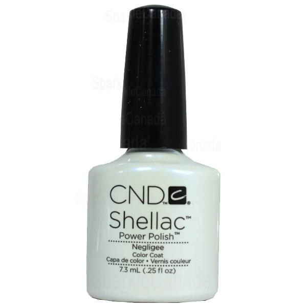 Cnd Shellac Negligee By Cnd Shellac 12 1121 Sparkle