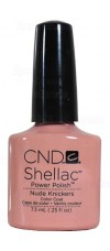 Nude Knickers By CND Shellac