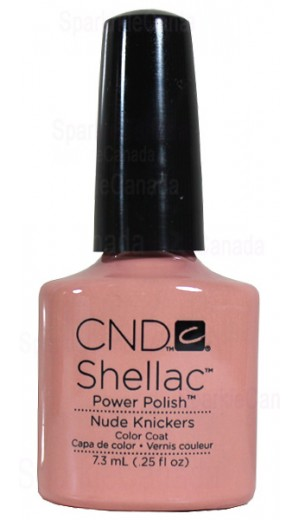 12-456 Nude Knickers By CND Shellac