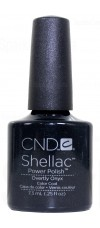 Overtly Onyx By CND Shellac