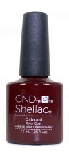 Oxblood By CND Shellac