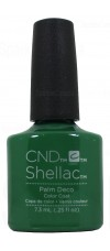 Palm Deco By CND Shellac