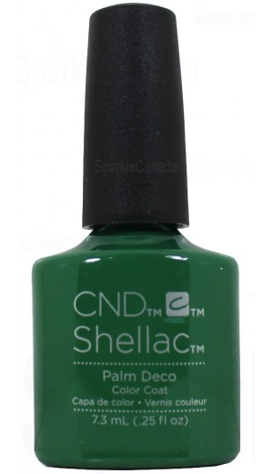 12-2802 Palm Deco By CND Shellac