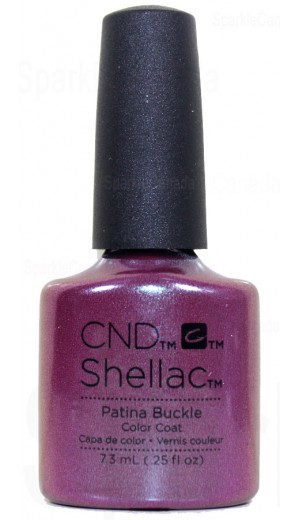 12-2567 Patina Buckle By CND Shellac