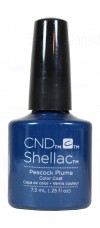 Peacock Plume By CND Shellac