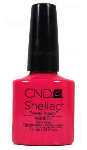12-1617 Pink Bikini By CND Shellac