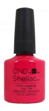 Pink Leggings By CND Shellac