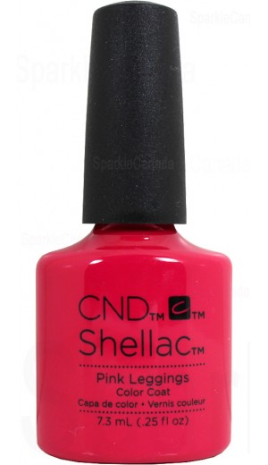 12-2747 Pink Leggings By CND Shellac