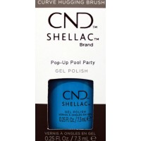 Pop Up Pool Party By CND Shellac