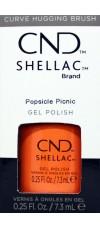 Posicle Picnic By CND Shellac