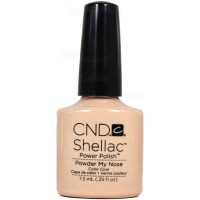Powder My Nose By CND Shellac