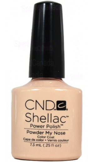 12-1122 Powder My Nose By CND Shellac
