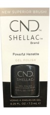 Powerful Hematile By CND Shellac