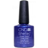 Purple Purple Color By CND Shellac
