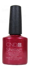 Red Baroness By CND Shellac