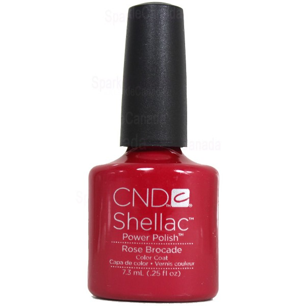 cnd shellac rose brocade by cnd shellac 12 1124