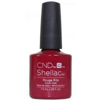 Rouge Rite By CND Shellac