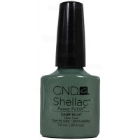 Sage Scarf By CND Shellac