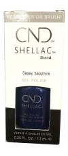 Sassy Sapphire By CND Shellac