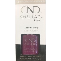 Secret Diary By CND Shellac