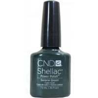 Serene Green By CND Shellac