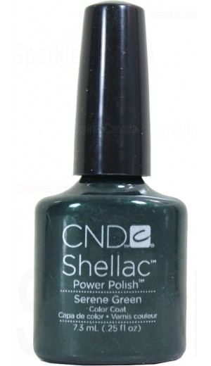 12-3135 Serene Green By CND Shellac