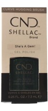 She is A Gem By CND Shellac