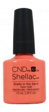 Shells In The Sand By CND Shellac