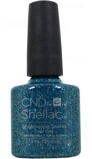 12-2805 Shimmering Shores By CND Shellac