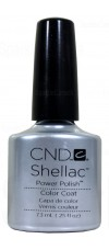 Silver Chrome By CND Shellac